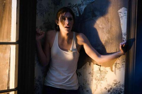 Jennifer Carpenter stars in 'Where the Devil Hides', filmed in North Carolina.