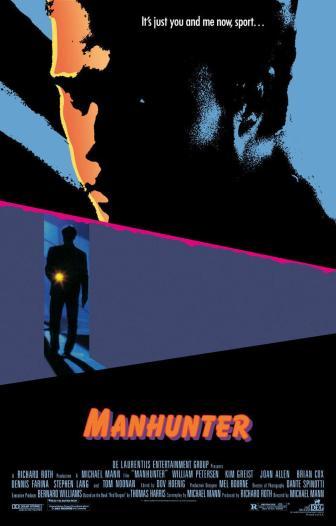 Manhunter - poster