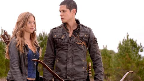 Tracy Spiridakos and J.D. Pardo reach a turning point in this week's episode of 'Revolution'.