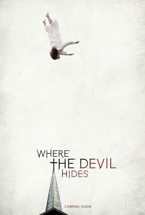'Where the Devil Hides' teaser poster