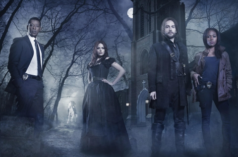 FOX's 'Sleepy Hollow' pilot was filmed in Salisbury, North Carolina.