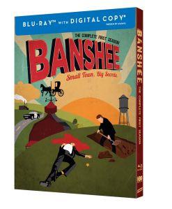Banshee Season 1 Blu-ray