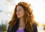 Rachelle Lafevre is Julia in 'Under the Dome'.