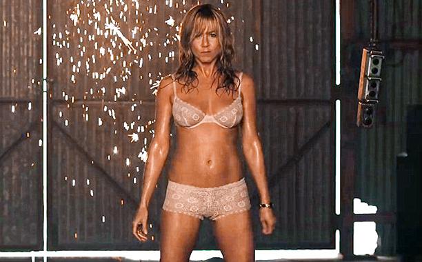 Jennifer Aniston stars in 'We're the Millers', filmed in Wilmington, North Carolina