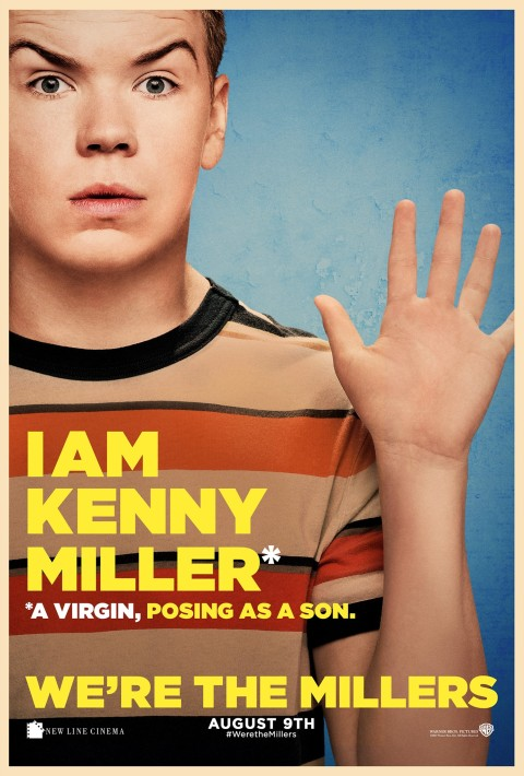 We're the Millers - poster 2