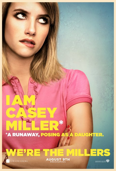 We're the Millers - poster 3