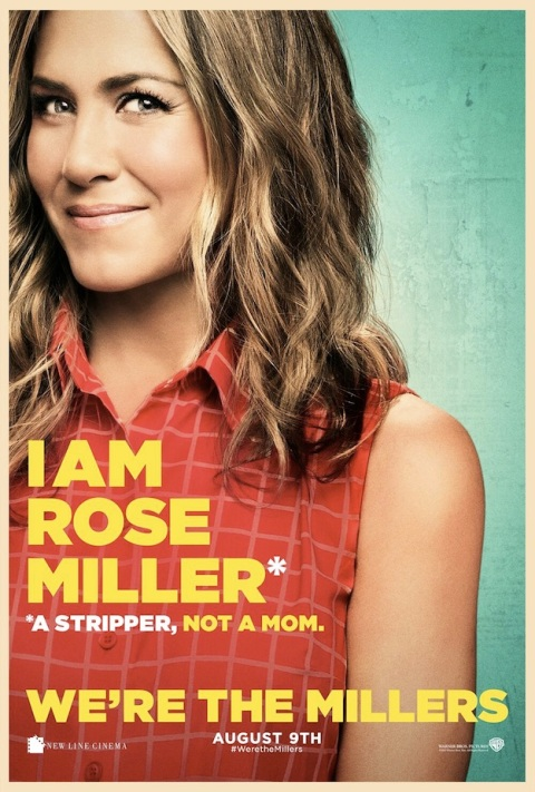 We're the Millers - poster 5