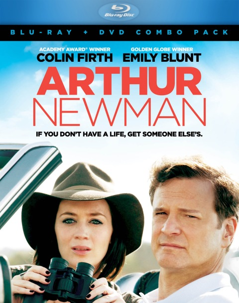 Arthur Newman - Blu-ray