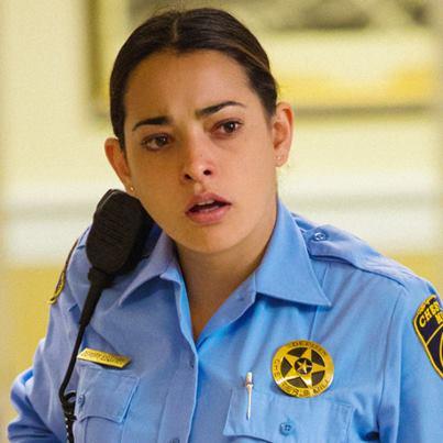 Natalie Martinez stars in 'Under the Dome'.