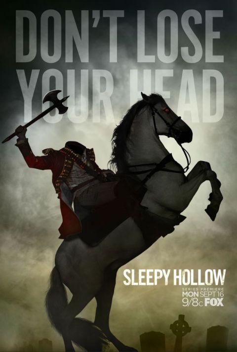 Sleepy Hollow- - poster 2