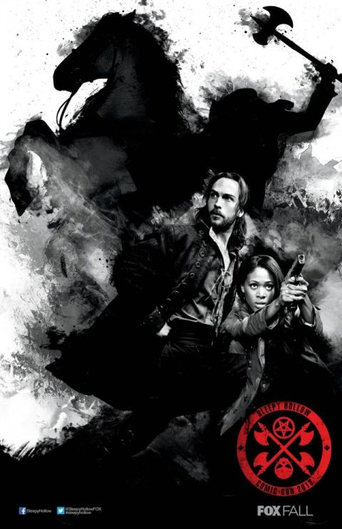 Sleepy Hollow- - poster 1