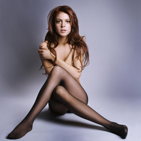 Lindsay Lohan will guest star on the series finale of 'Eastbound and Down', filmed in Wilmington, North Carolina.