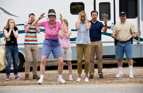 'We're the Millers' was filmed mostly in Wilmington, North Carolina.