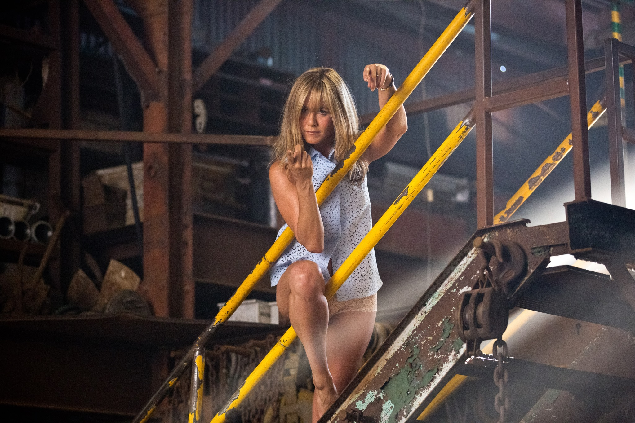 Jennifer Aniston stars in 'We're the Millers'.