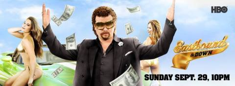 'Eastbound and Down' Season 4 Banner