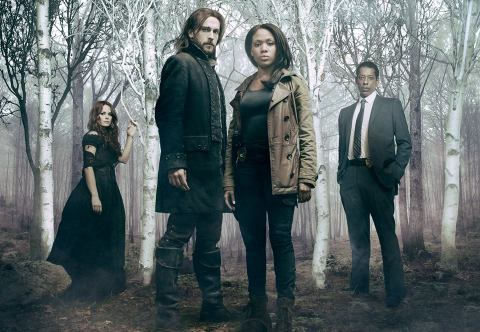 'Sleepy Hollow' premieres tonight at 9pm on Fox.