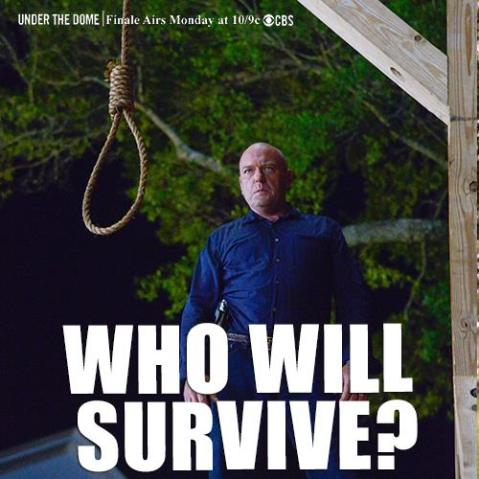 Who will survive the 'Under the Dome' Season 1 finale?