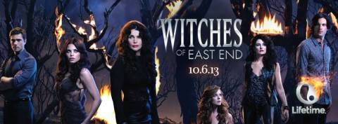 'Witches of East End' Banner