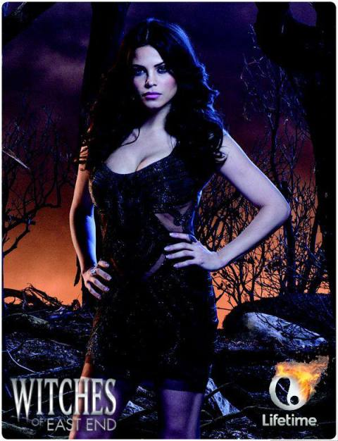 'Witches of East End' Jenna Dewan-Tatum Poster