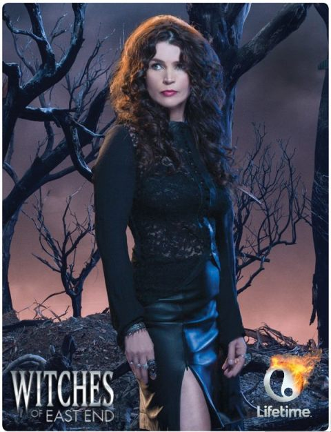 'Witches of East End' Julia Ormond Poster