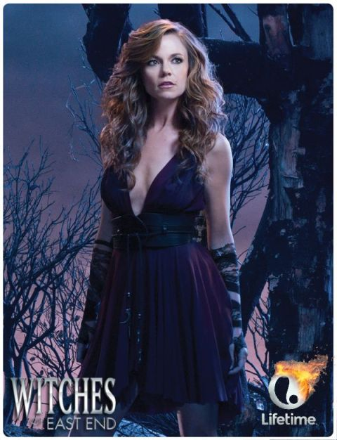 'Witches of East End' Rachel Boston poster