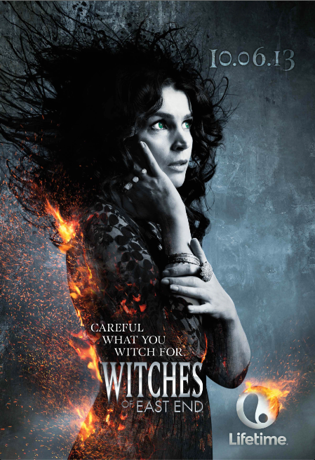 'Witches of East End' Teaser Poster 2