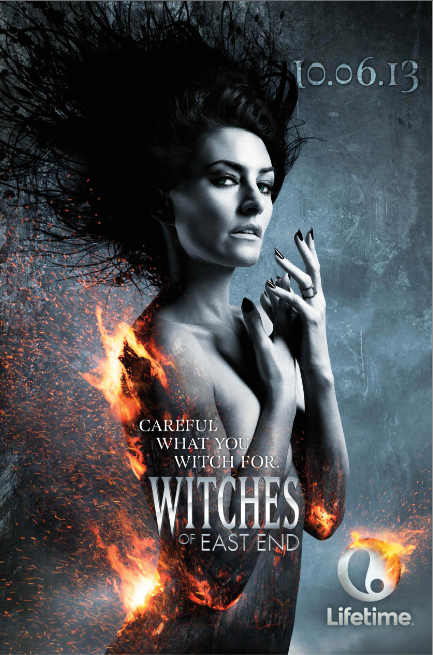 'Witches of East End' Teaser Poster 1