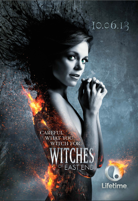 'Witches of East End' Teaser Poster 3