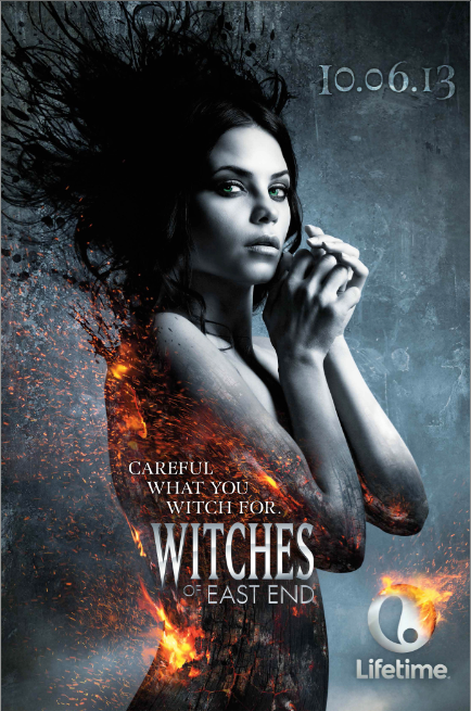 'Witches of East End' Teaser Poster 4