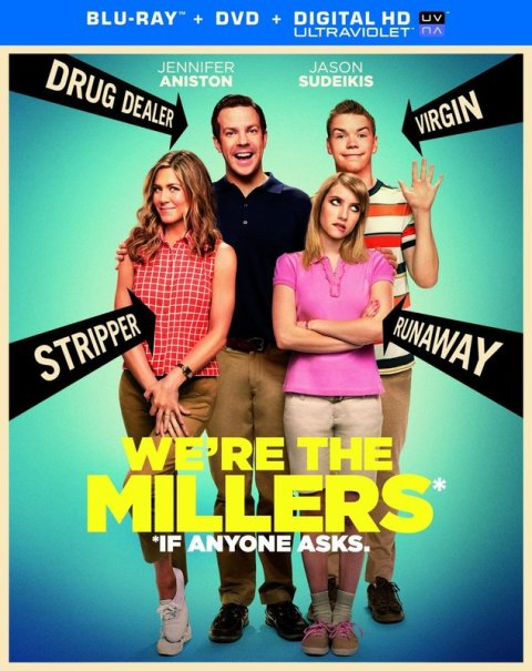 'We're the Millers' Blu-ray