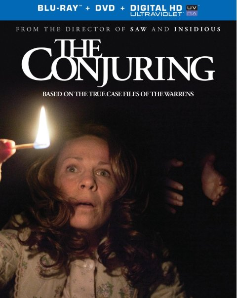 'The Conjuring' Blu-ray DVD Combo Pack