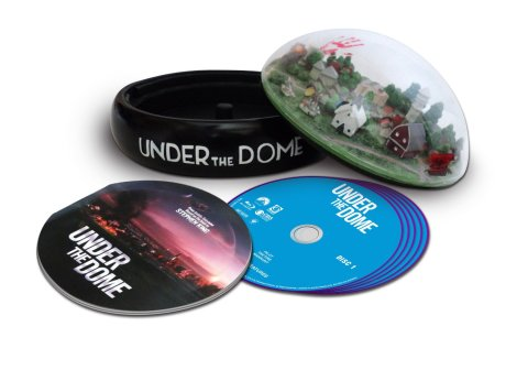'Under the Dome' Blu-ray Limited Collector's Edition Discs