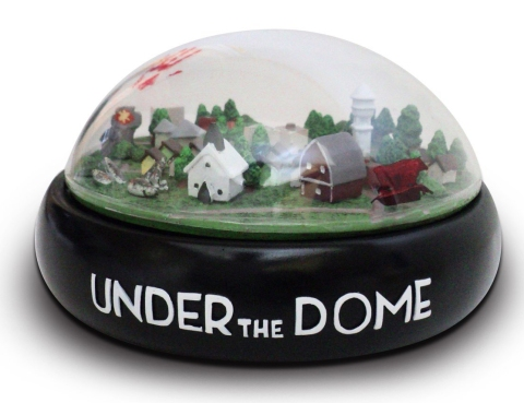 'Under the Dome' Blu-ray Limited Collector's Edition