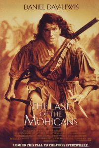 'The Last of the Mohicans' (1992), filmed throughout North Carolina