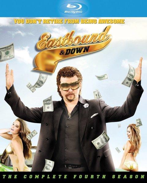 'Eastbound and Down' Season 4 Blu-ray