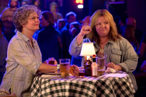 Susan Sarandon and Melissa McCarthy star in 'Tammy', filmed in Wilmington, North Carolina.