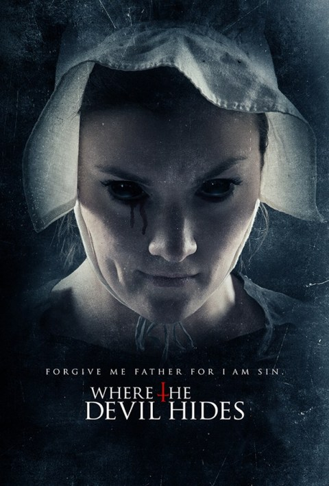 'Where the Devil Hides' teaser poster 2