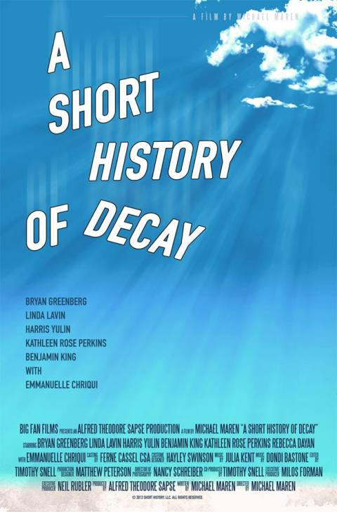 'A Short History of Decay', filmed in Wrightsville Beach, North Carolina