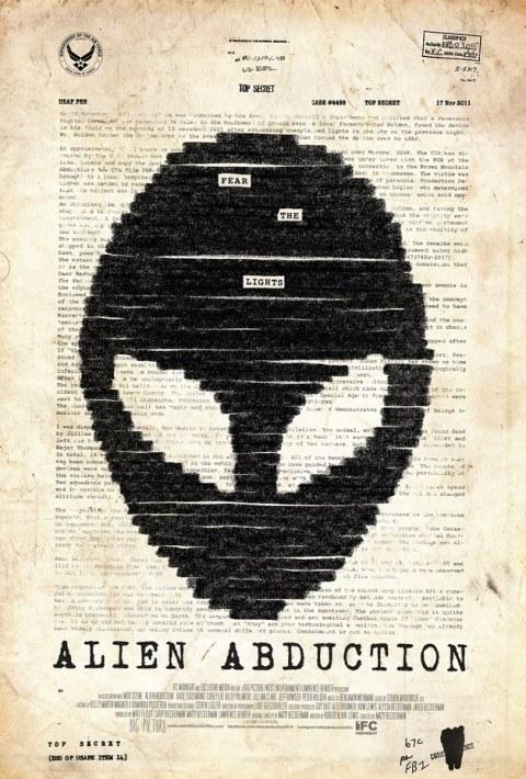 'Alien Abduction' Movie Poster