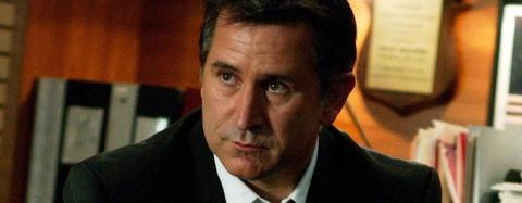 Anthony LaPaglia stars in 'Red Zone', filmed in Wilmington, North Carolina.
