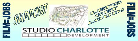 "The developer of the proposed Studio Charlotte says the project is not dead, but is ""on life support""."