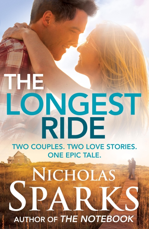 'The Longest Ride' by Nicholas Sparks