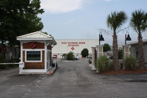 EUE / Screen Gems Studios in Wilmington, North Carolina will open for public tours starting on April 26.