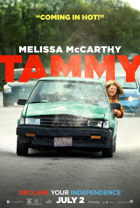 'Tammy', filmed in Wilmington, North Carolina - poster 04