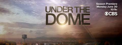 'Under the Dome', filmed in Wilmington, North Carolina