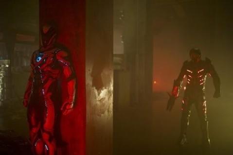 'Max Steel', filmed in Wilmington, North Carolina