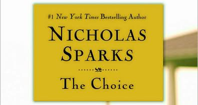 The movie adaptation of 'The Choice' will be filmed in Wilmington, North Carolina.