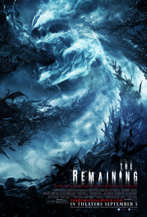 'The Remaining' (2014), filmed in Wilmington, North Carolina