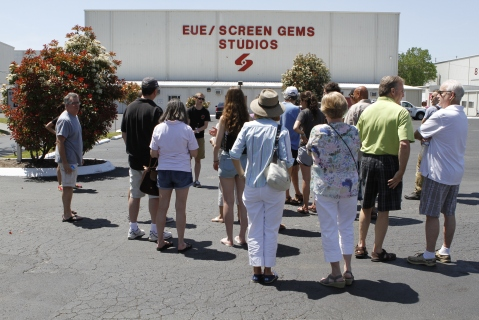 Public tours of EUE/Screen Gems Studios in Wilmington, North Carolina have resumed.