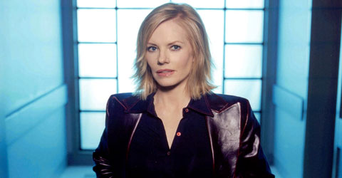 Marg Helgenberger is going 'Under the Dome' for Season 3, filmed in Wilmington, North Carolina.